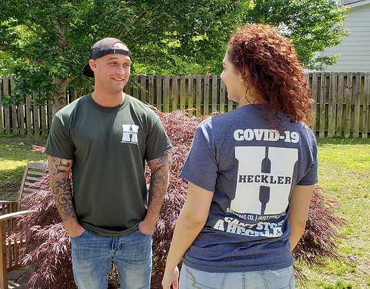 Support local Business COVID19 T-Shirt