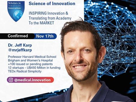 Inspiring Innovation & Translating from Academy to the Market - 2020 Scholars in Medical Innovation
