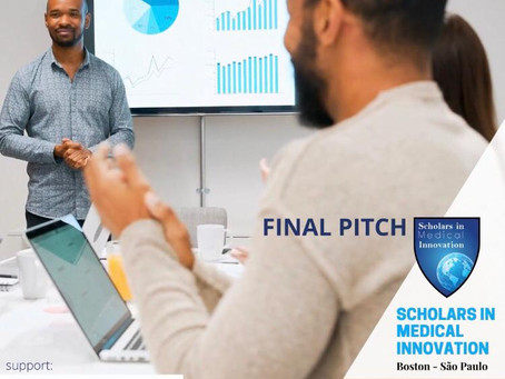 Final Pitch Evaluation - 2020 Scholars in Medical Innovation