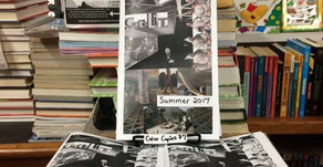 The Summer 2017 issue of Get Lit. Zine is a GO!