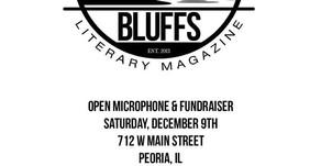 Bluffs Literary Magazine Open Mic-Fundraiser