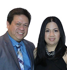 Gerry and Marites Ibay.Senior Managing P