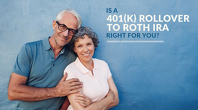 Is A 401K Rollover Right for You? LAAM Partners Group
