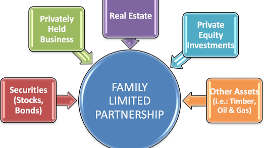 Family Limited Partnership LAAM Patners Group Monica Carter ERS