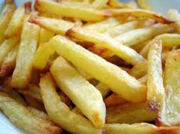 Patatas fritas al gusto