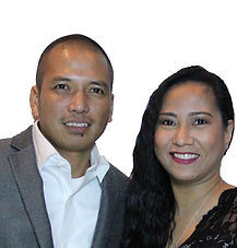 Shirley and Allan Fernando.Managing Part