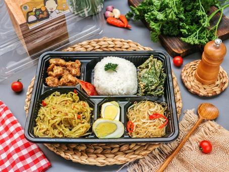 Healthy Meal Box, Menu Catering Sehat untuk Kamu