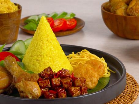Tumpeng Mini, Makanan Khas untuk Merayakan Acara Spesial