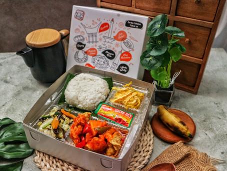 Soulinabox, Penyedia Catering Harian Terbaik di Indonesia