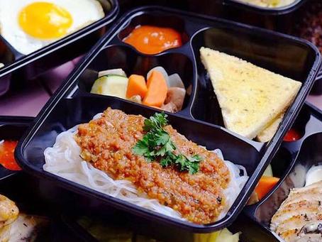Menu Catering Soulinabox Sangat Variatif dan Lengkap
