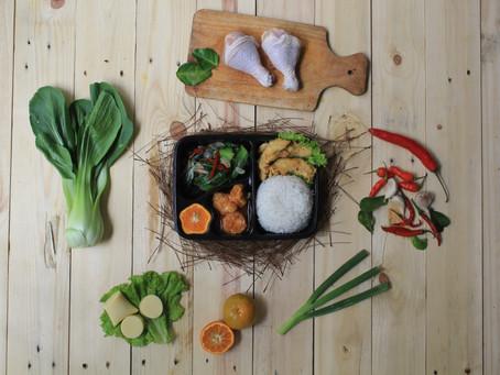 Mengenal Berbagai Menu Lunch Box dalam Bisnis Catering