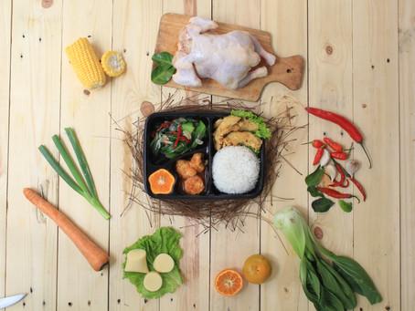 Paket Katering Nasi Box Murah Berkualitas Solusi Karyawan Kantor