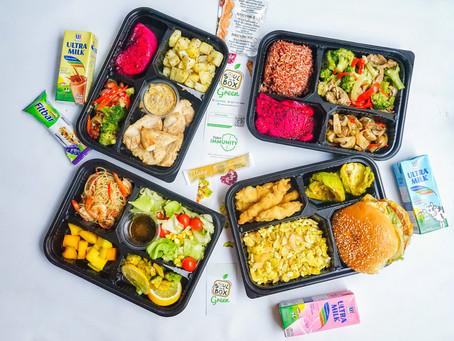 Catering Sehat Terdekat di Jakarta dengan Ragam Menu Menggiurkan
