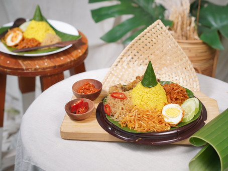 Sajikan Tumpeng Mini sebagai Hidangan Khusus Acara Perayaan Kamu