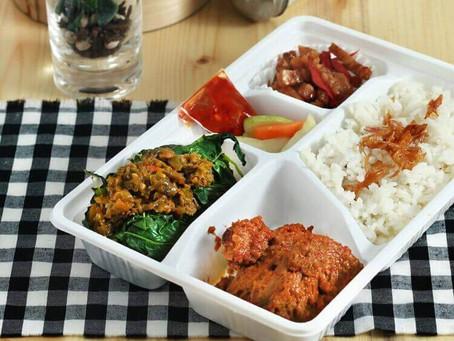 Kelebihan Menggunakan Nasi Kotak Sebagai Konsumsi Acara