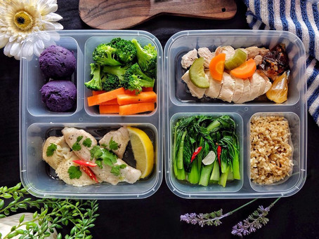 Menu Catering Diet yang Enak dan Anti Gendut