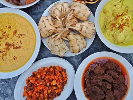 Ide Masakan Rumahan untuk Sajian Lebaran