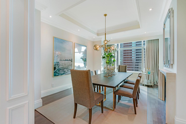 St. Regis SuitSt. Regis Suite 3405 | Wanda Cowiee 3405 Dining Room.jpg