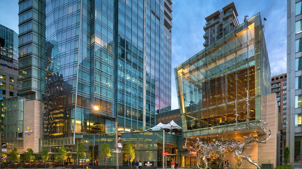 Shangri-La | Toronto | Night View