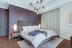 Bed - Suite 3901 - St. Regis