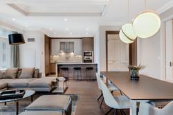Kitchen - Suite 3901 - St. Regis