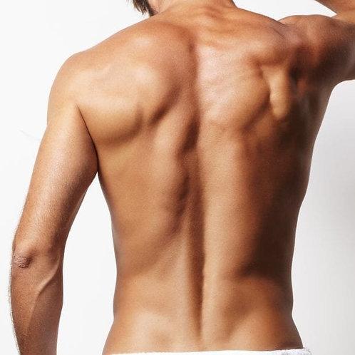 Full Back - Laser Hair Removal