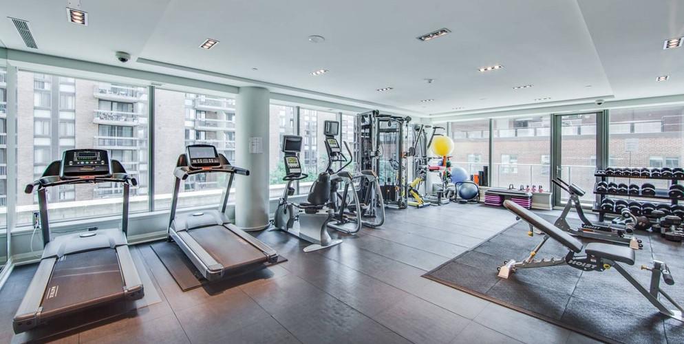 77 Charles | Toronto | Fitness Studio
