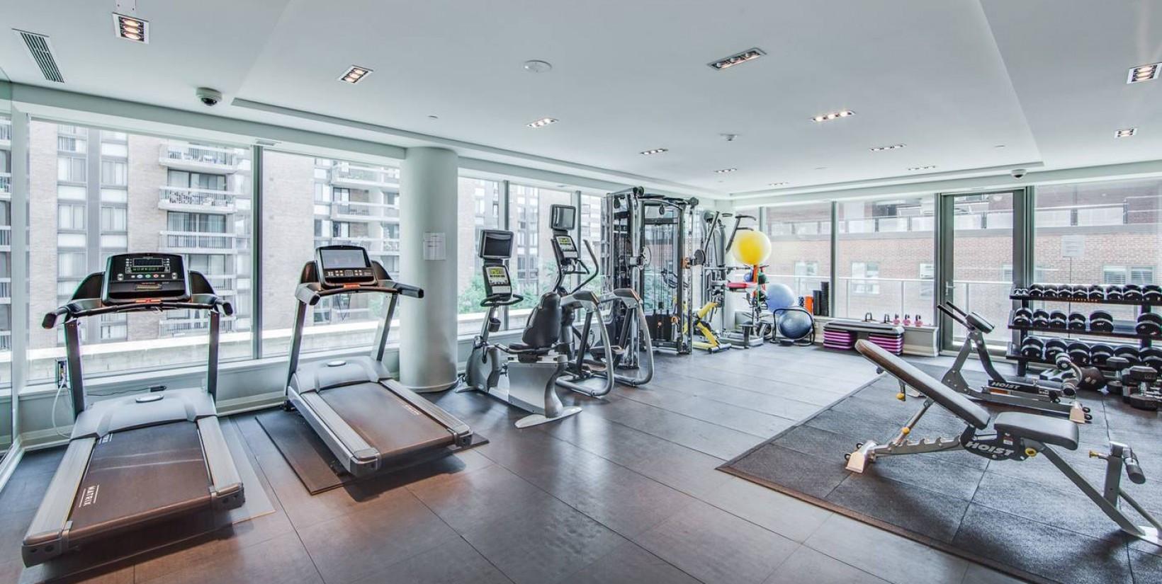 77 Charles   Toronto   Fitness Studio
