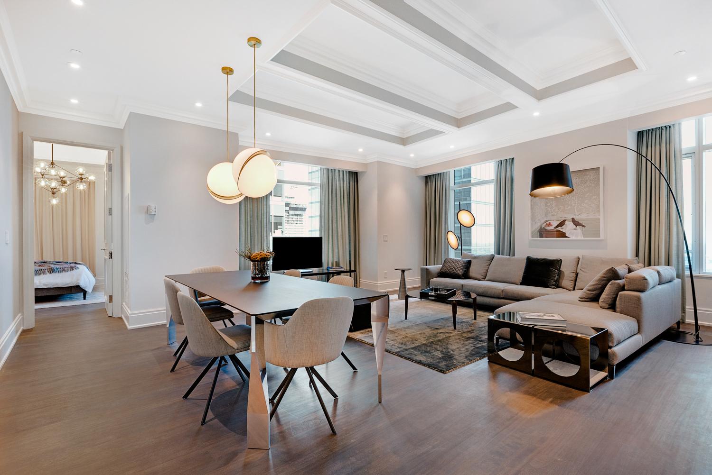 Livingroom - Suite 3901 - St. Regis