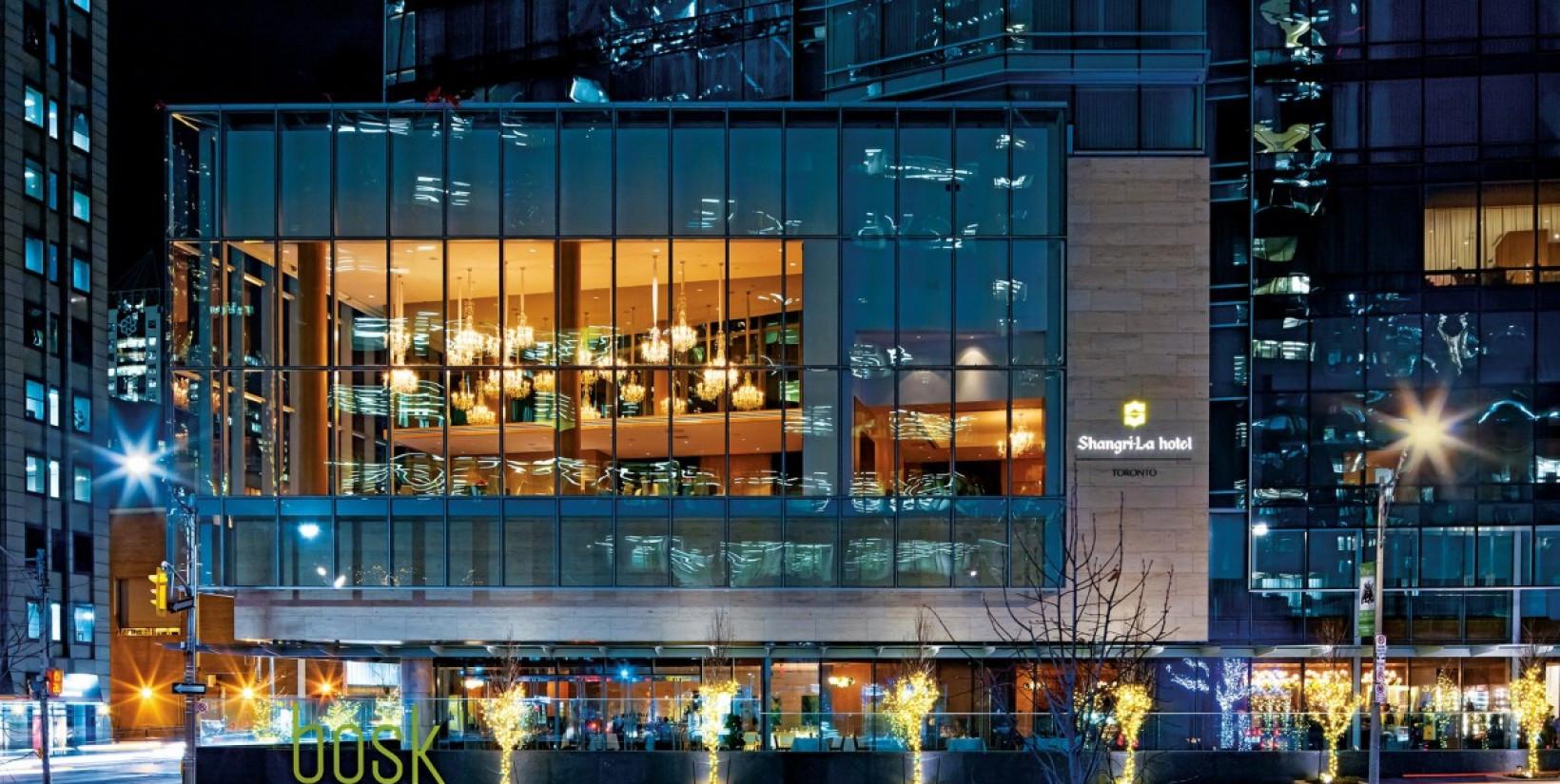 Shangri-La | Toronto | Building