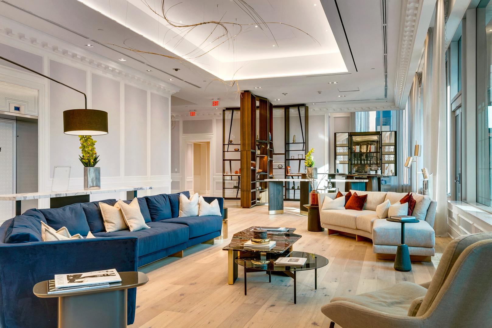 St. Regis Residences | Toronto | Residence Lobby