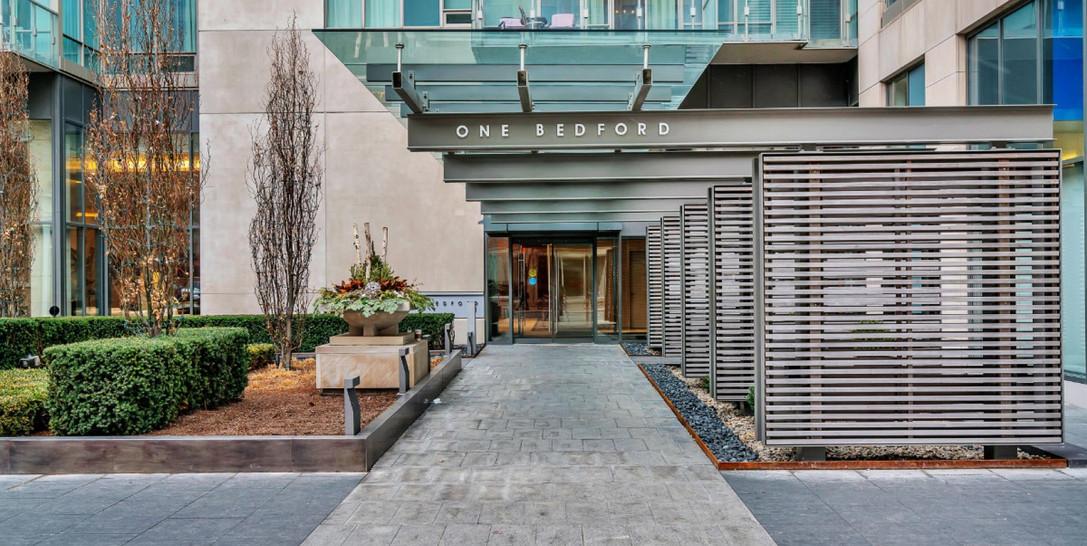 One Bedford | Toronto | Entrance