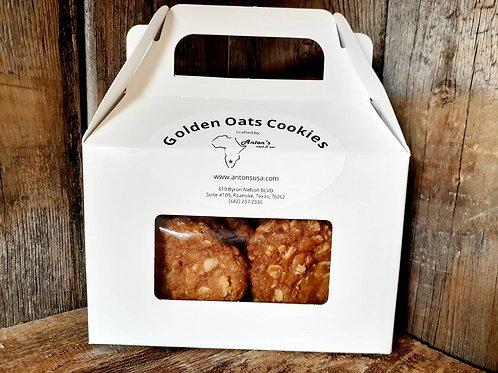 Golden Oats Cookies (6 pack)