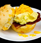 Cheese Scone Bacon & Egg.png