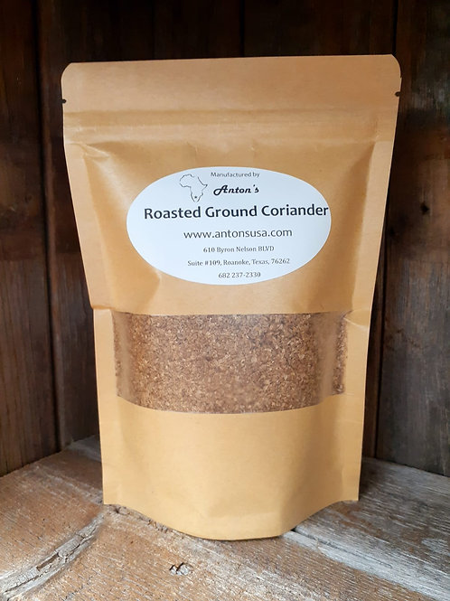 Roasted Ground Coriander - 8oz