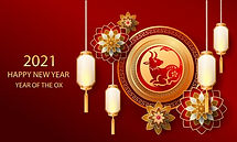 Hapy Chinese New Year 2021