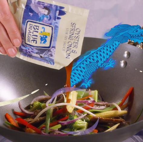 Blue Dragon - Find the Dragon