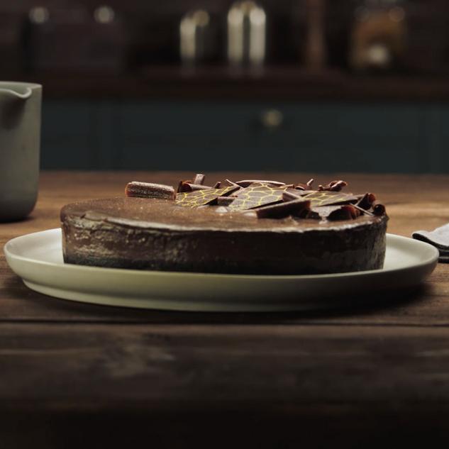 Tesco Finest Cake