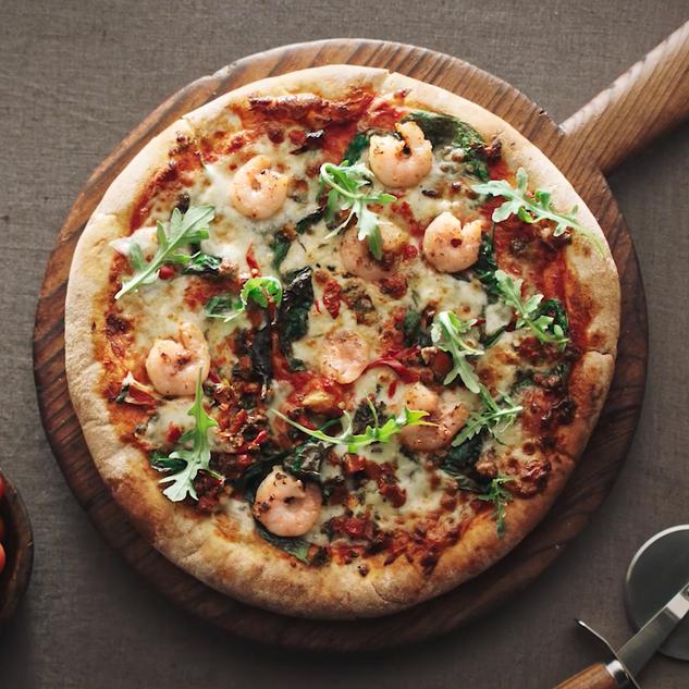 Tesco Finest Pizza