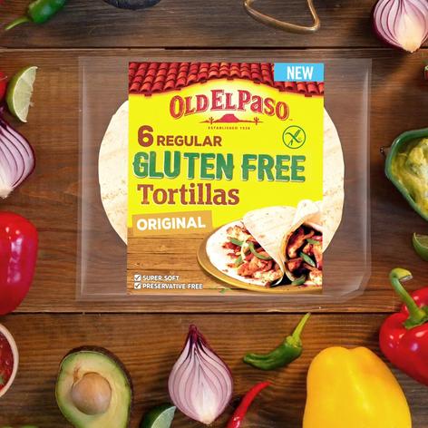 El Paso - Gluten Free Tortilla