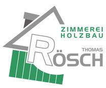 Logo Zimmerei HolzbauThomas Roesch