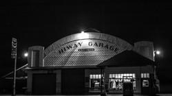 Highway Garage, McArthur, CA