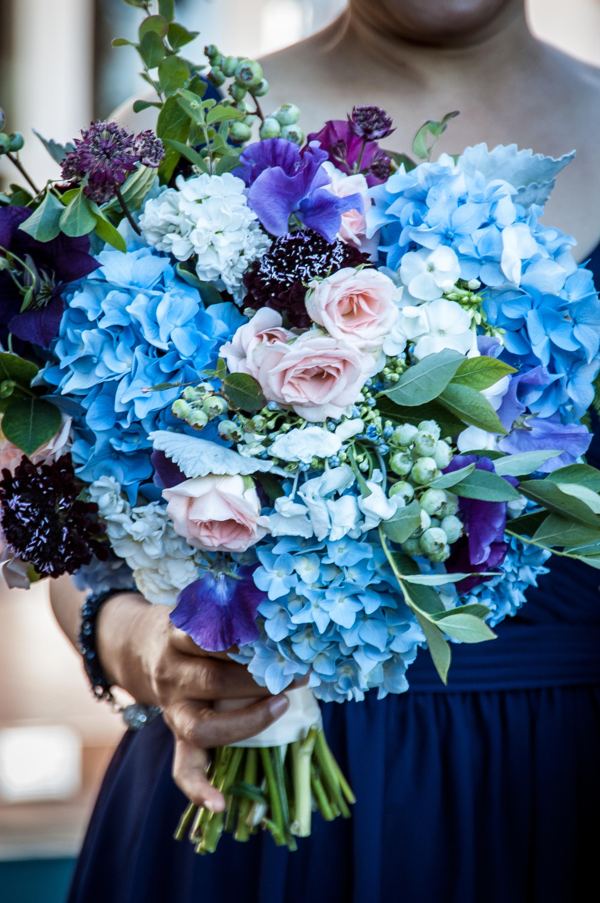 Wedding bouquet 2015