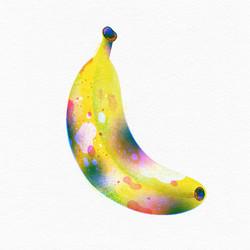 Banana - Jasmine Floyd