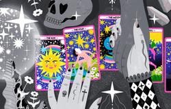 Tarot cards - The skinny mag