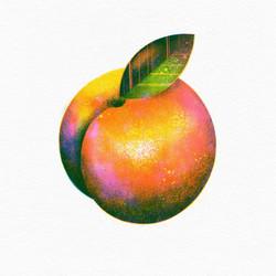 Peach - Jasmine Floyd