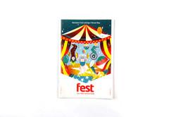 Fest mag cover - Jas Floyd