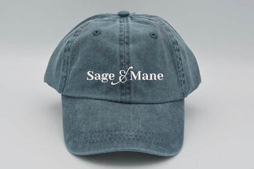 Dirty Hair Day Cap - Washed Navy