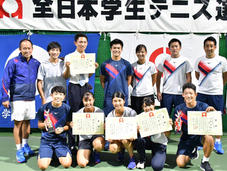 2021年度全日本学生テニス選手権大会