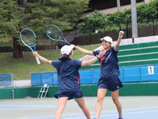 男子第190回/女子第104回早慶対抗庭球試合